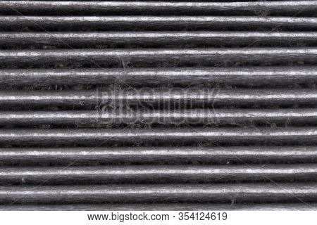Dirty Car Air Condition Filter