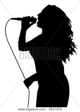 Female Singing