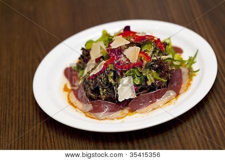 Salad - Smoked Magret (duck Breast)