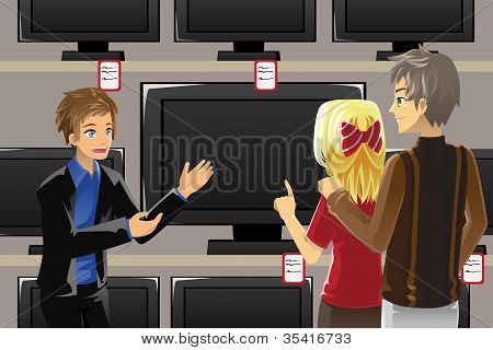 Buying Television