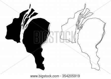 Essequibo Islands-west Demerara Region (administrative Regions Of Guyana, Co-operative Republic Of G