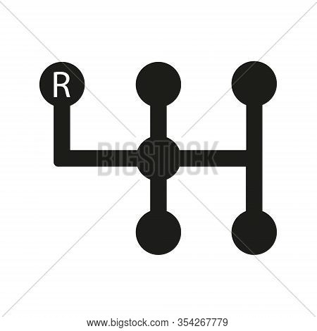 Shift Icon Vector. Shift Sign On White Background. Shift Icon For Web And App Eps10