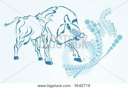 Snow Bull.Eps