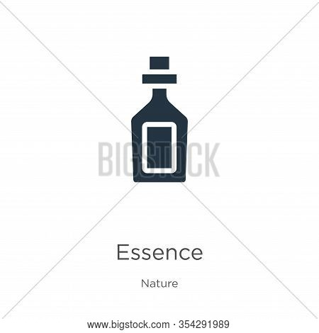 Essence Icon Vector. Trendy Flat Essence Icon From Nature Collection Isolated On White Background. V