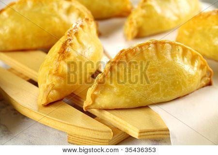 Golden Cornish Pasties
