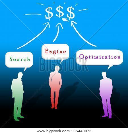 Search Engine Optimization (competitive advantage)