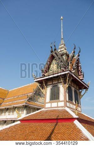 Asia Thailand Hua Hin Wat Temple