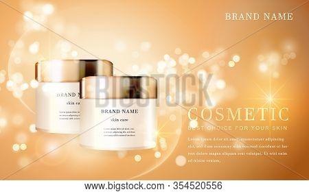 Cosmetic Bottles_golden 19