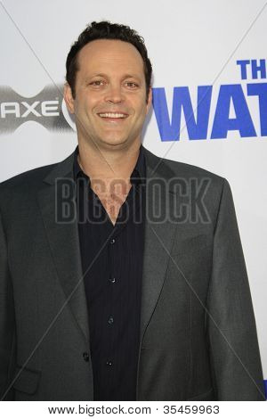 LOS ANGELES - JUL 23: Vince Vaughn at the premiere of