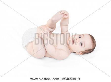 Baby - the first year of the new life