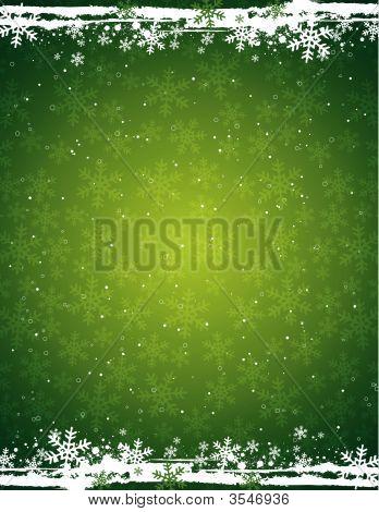 Grunge grün hintergrund