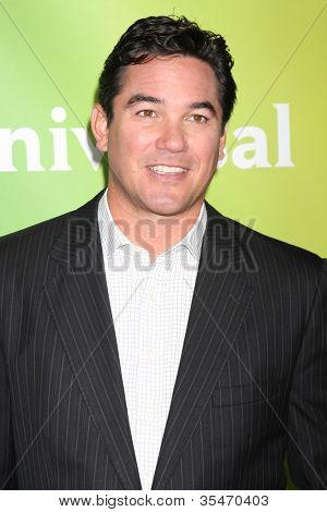 LOS ANGELES - JUL 24:  Dean Cain arrives at the NBC TCA Summer 2012 Press Tour at Beverly Hilton Hotel on July 24, 2012 in Beverly Hills, CA