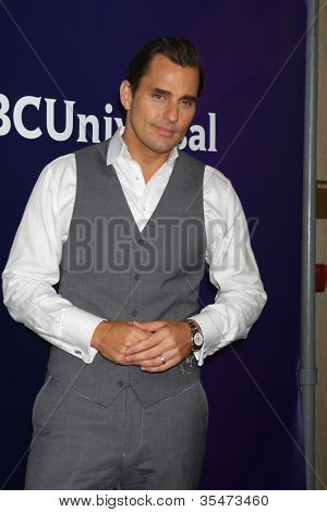 LOS ANGELES - JUL 24:  Bill Rancic arrives at the NBC TCA Summer 2012 Press Tour at Beverly Hilton Hotel on July 24, 2012 in Beverly Hills, CA