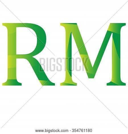 Malaysian Ringgit Currency Symbol Of Malaysia. Icon Vector Illustration On A White Background