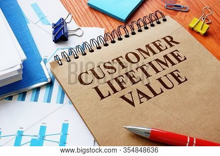 Customer Lifetime Value Report As Part Of Marketing Plan.
