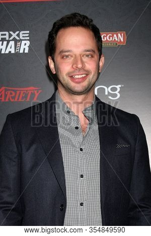 LOS ANGELES - NOV 17:  Nick Kroll at the 3rd Annual Power Of Comedy Event at the Avalon Hollywood on November 17, 2012 in Los Angeles, CA