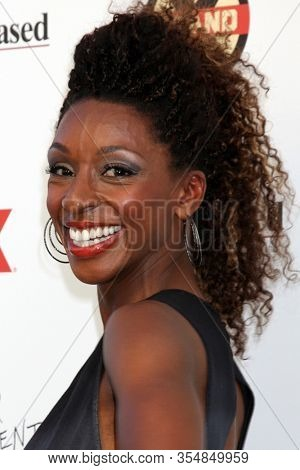 LOS ANGELES - JUN 12:  Raquel Horsford at the FX Summer Comedies Party at the Lure on June 12, 2012 in Los Angeles, CA