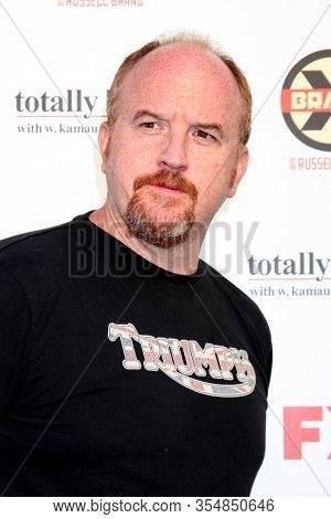 LOS ANGELES - JUN 12:  Louis CK at the FX Summer Comedies Party at the Lure on June 12, 2012 in Los Angeles, CA