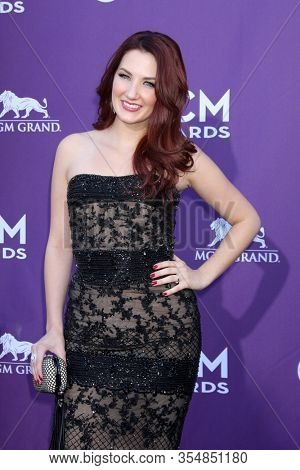 LOS ANGELES - APR 1:  Katie Armiger at the 47th Annual Academy Of Country Music Awards at the MGM Garden Arena on April 1, 2012 in Las Vegas, NV
