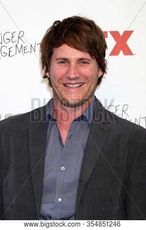 LOS ANGELES - JUN 12:  Derek Richardson at the FX Summer Comedies Party at the Lure on June 12, 2012 in Los Angeles, CA