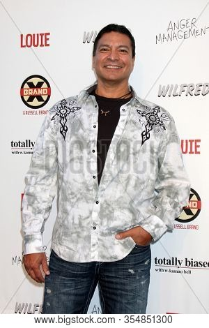 LOS ANGELES - JUN 12:  Gil Birmingham at the FX Summer Comedies Party at the Lure on June 12, 2012 in Los Angeles, CA