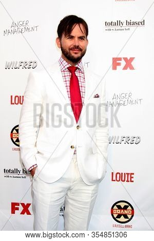 LOS ANGELES - JUN 12:  Jason Gann at the FX Summer Comedies Party at the Lure on June 12, 2012 in Los Angeles, CA