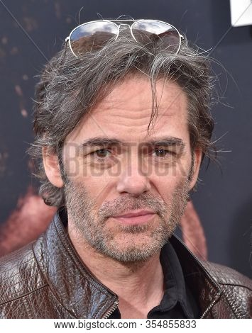LOS ANGELES - MAR 01:  Billy Burke arrives for 'The Way Back' World Premiere on March 01, 2020 in Los Angeles, CA