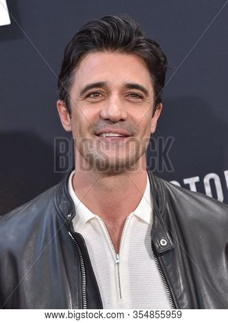 LOS ANGELES - MAR 01:  Gilles Marini arrives for 'The Way Back' World Premiere on March 01, 2020 in Los Angeles, CA