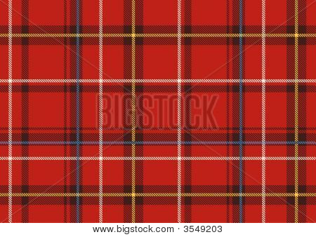 The Scottish Plaid