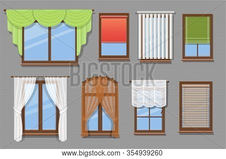 Ilration Various Vector Photo Free Trial Stock