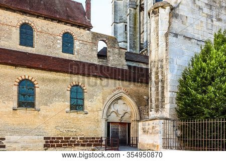 Parish Church Of Our Lady Of The Basse Oeuvre Of Beauvais, Is A Church At The West End Of Beauvais C