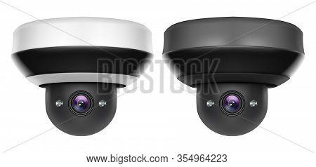 Realistic Digital Webcam, 3d Security Video Cams
