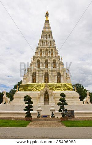der Chedi des Wat Chedi Liam
