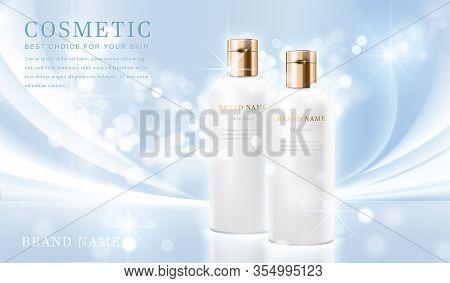 Cosmetic Bottles_elegant Blue 04