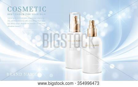 Cosmetic Bottles_elegant Blue 05