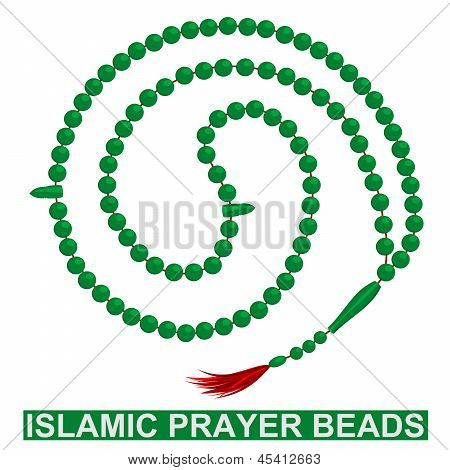 Islamic Prayer Beads