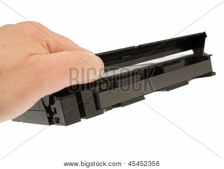 Hand And Videotape