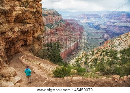 Kaibab Trail, South Rim, Grand Canyon