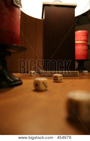 Dice And Candles