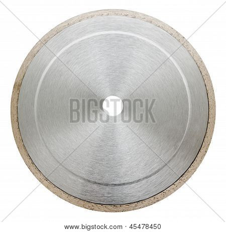 Abrasive Disc For Metal Cutting