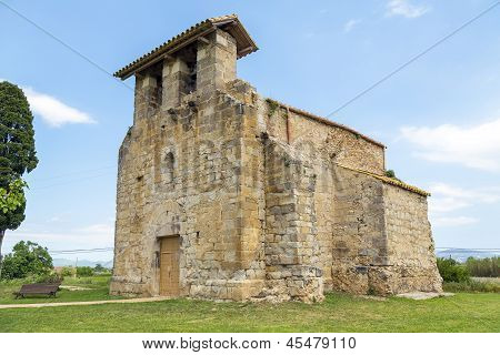 Church Medieval Vilamadecolum