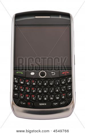 Mobile With Blank Display