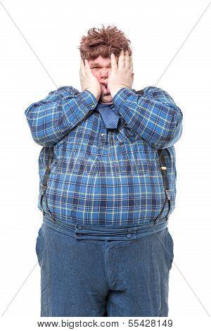 Overweight Obese Country Yokel