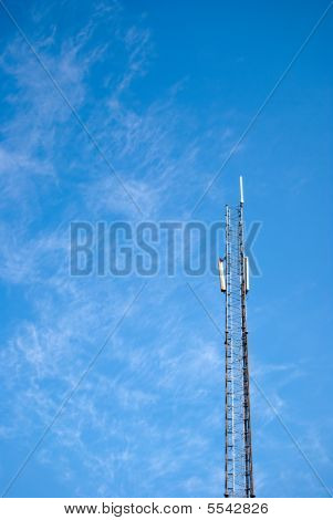 Malmo Communications Mast
