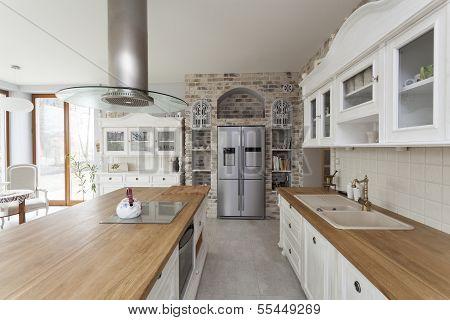 Tuscany - Kitchen Furniture