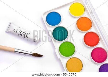 Malerei-kit
