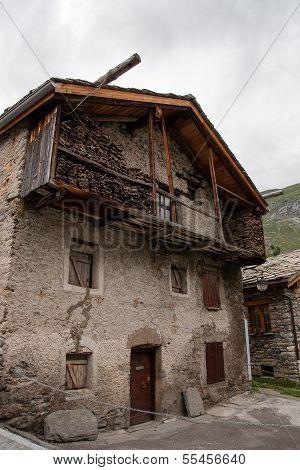 Bonneval Sur Arc Village