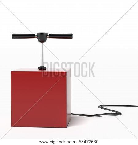 explosive detonator