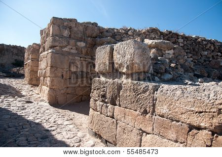 Israel Tel Megido Excavations