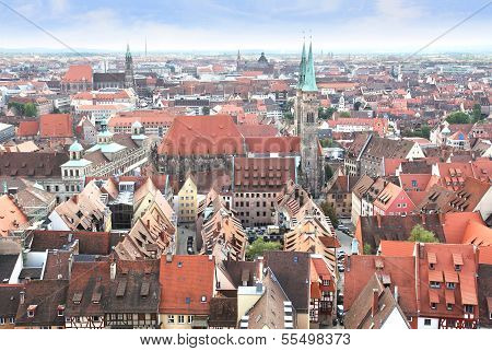Nuremberg In Germany